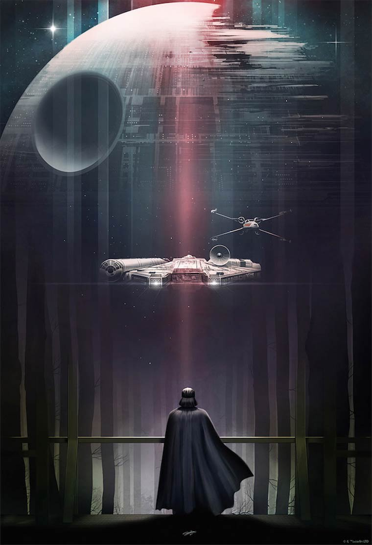 Andy Fairhurst starwars vador