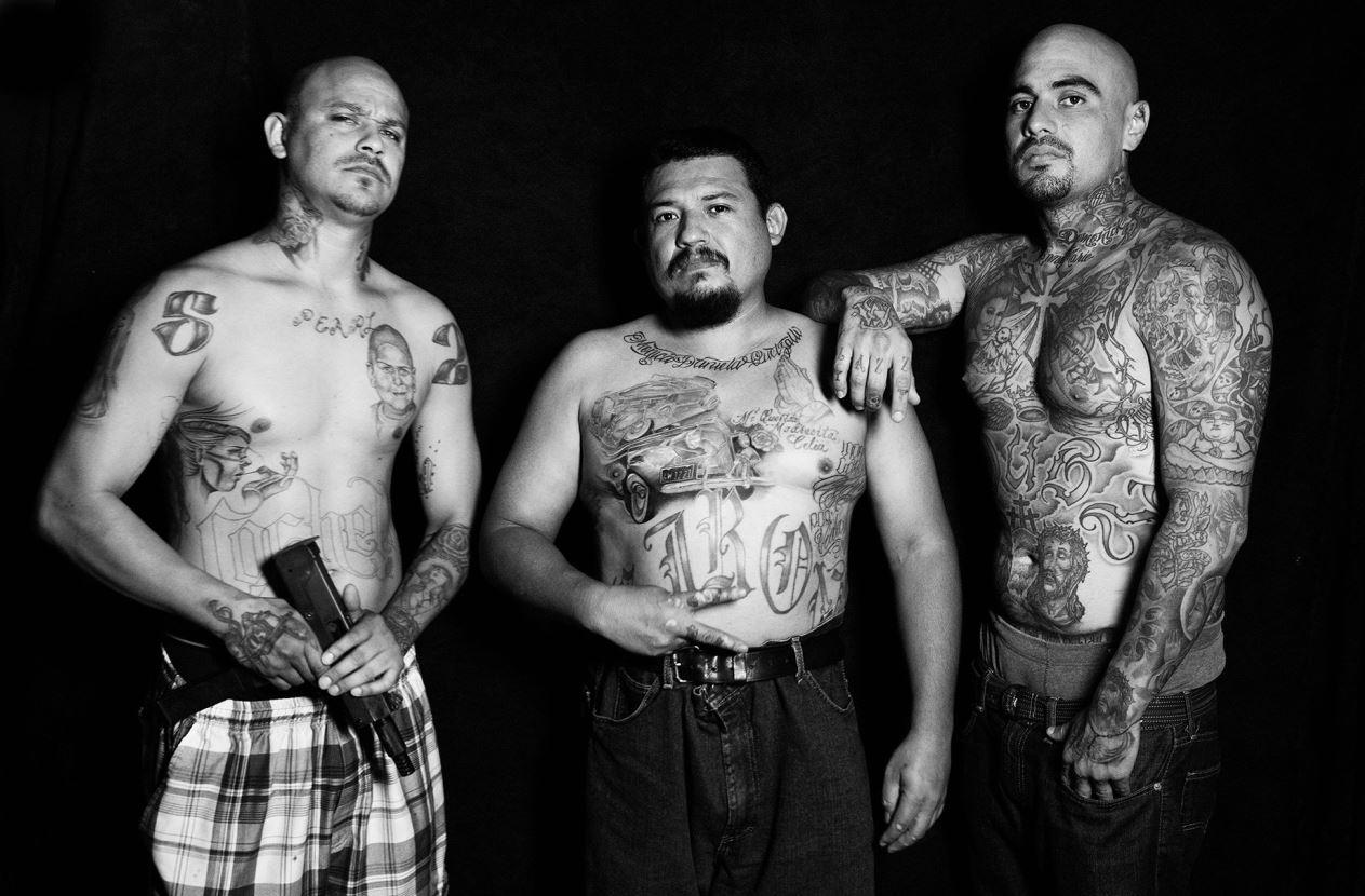 Latino gangster