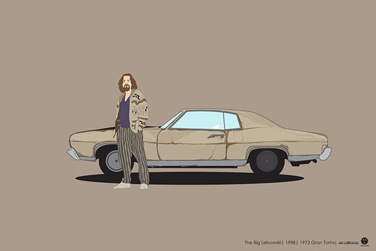 the-big-lebowski-gran-torino