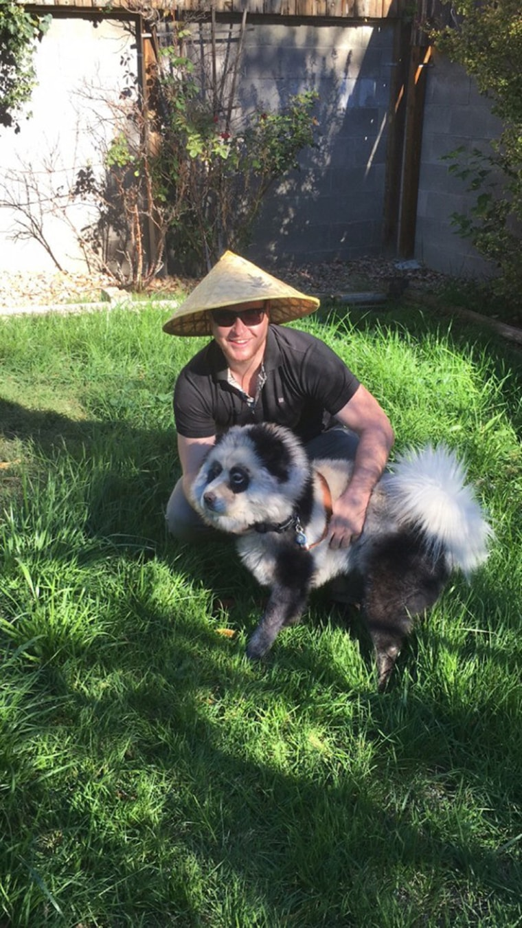 kung fu panda real life