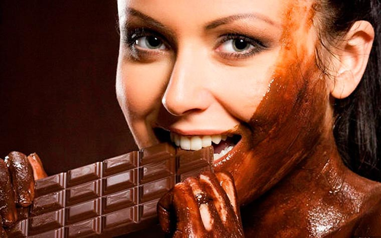 j aime trop le chocolat