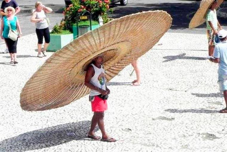 sombrero mexicain parasol