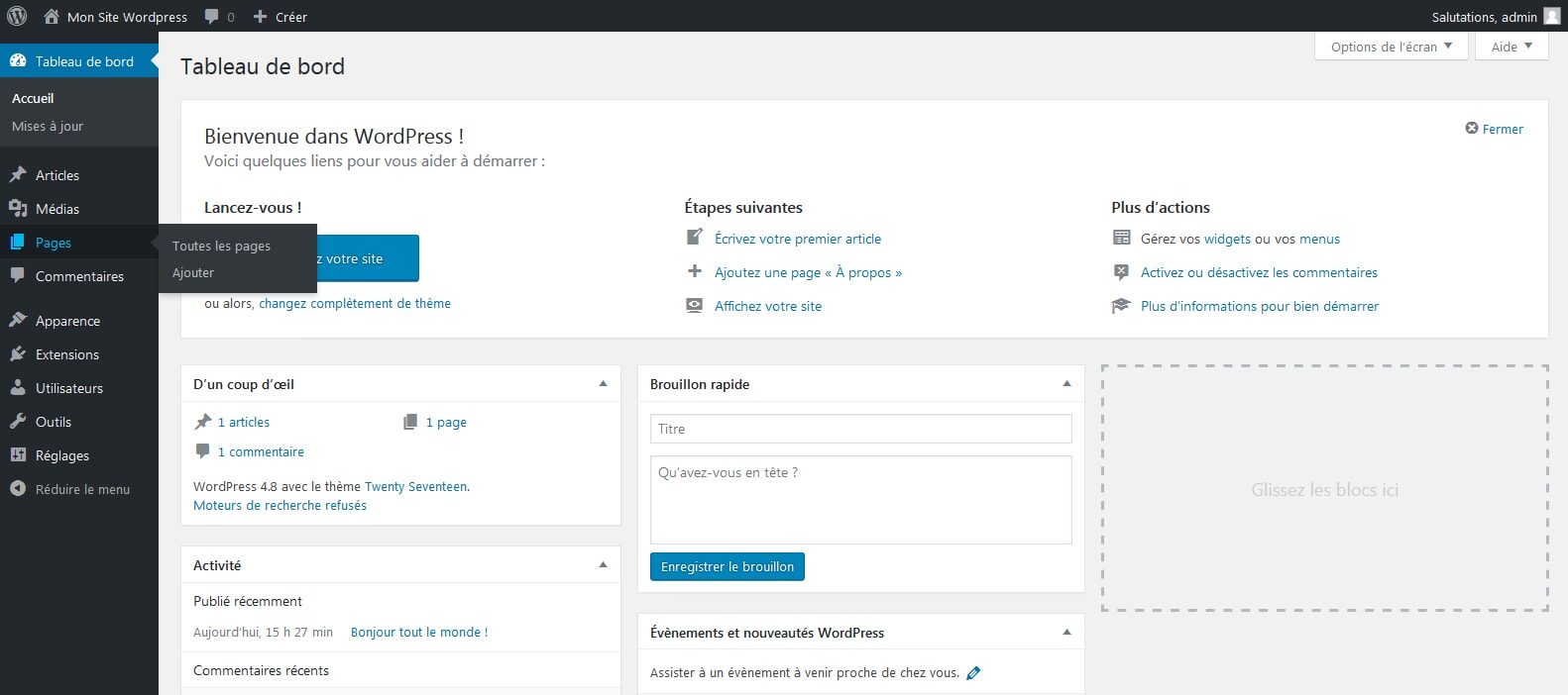 11 Reperer les fonctions de wordpress