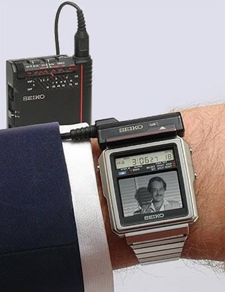 casio watch smartphone cam