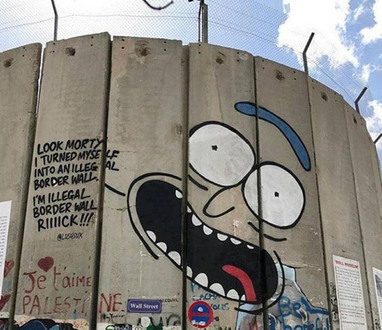 street art palestine
