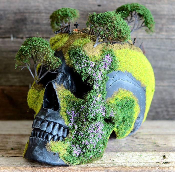 memento mori bonsais 3