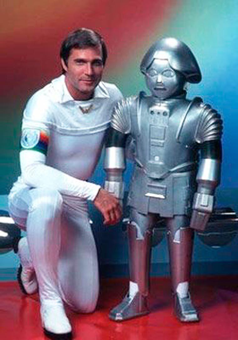 enfant robot du futur ia