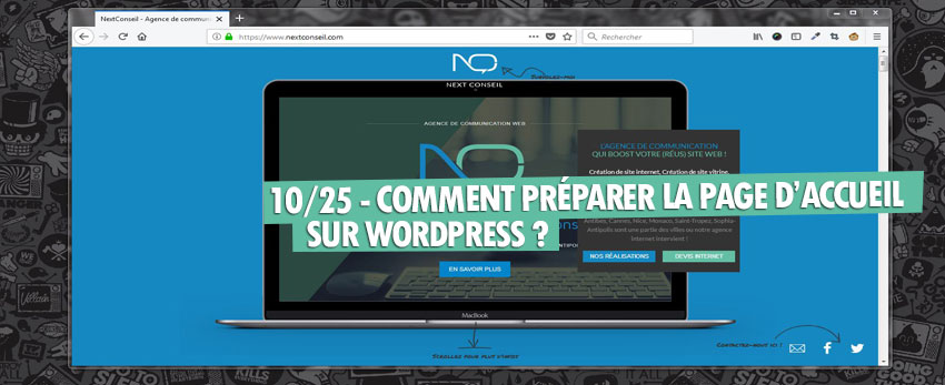 preparer-accueil-wordpress