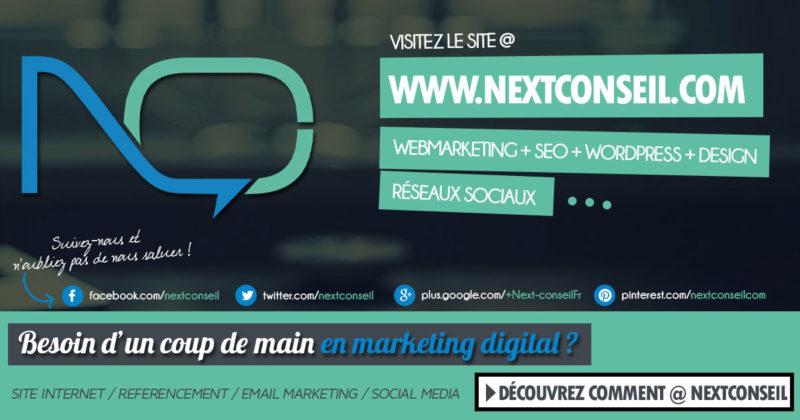 28c7eb5900e Next Conseil - Réalisation de logo pour professionnel