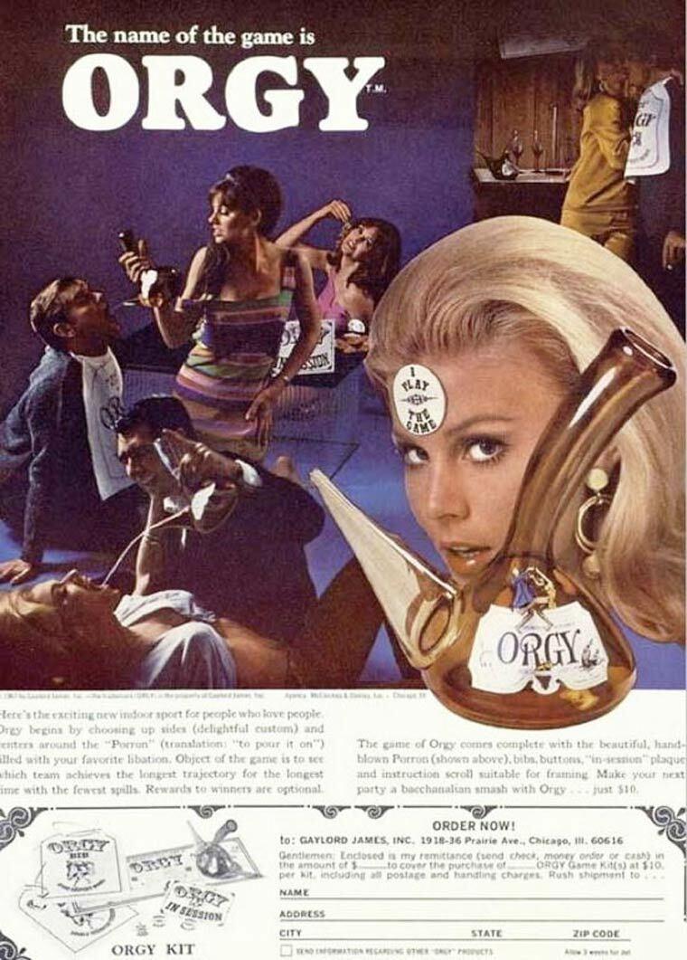 orgy game
