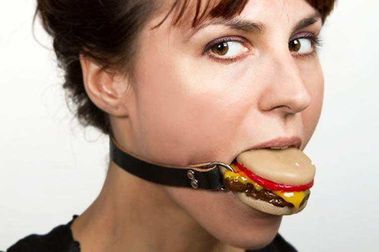 sado maso burger