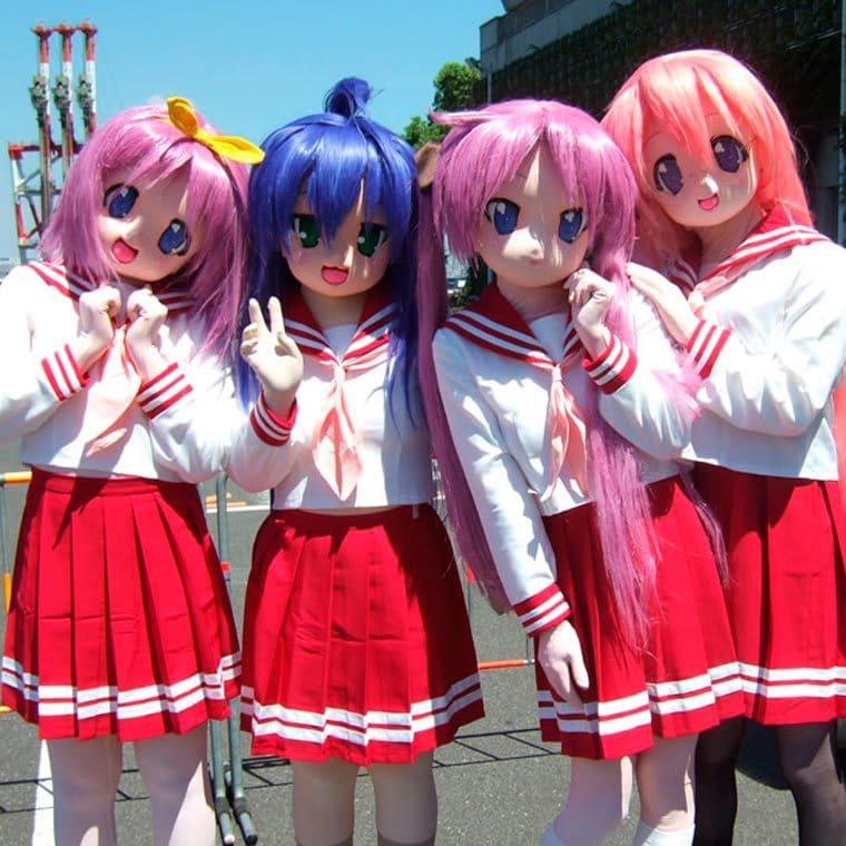 #Cosplay - Écolière Japonaise