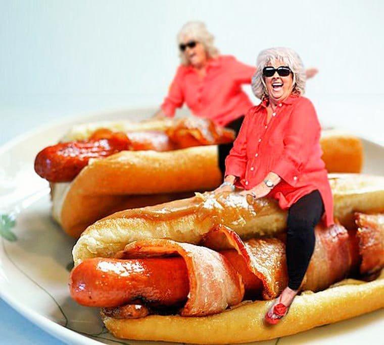 #Fun - Rodéo sur un hotdog