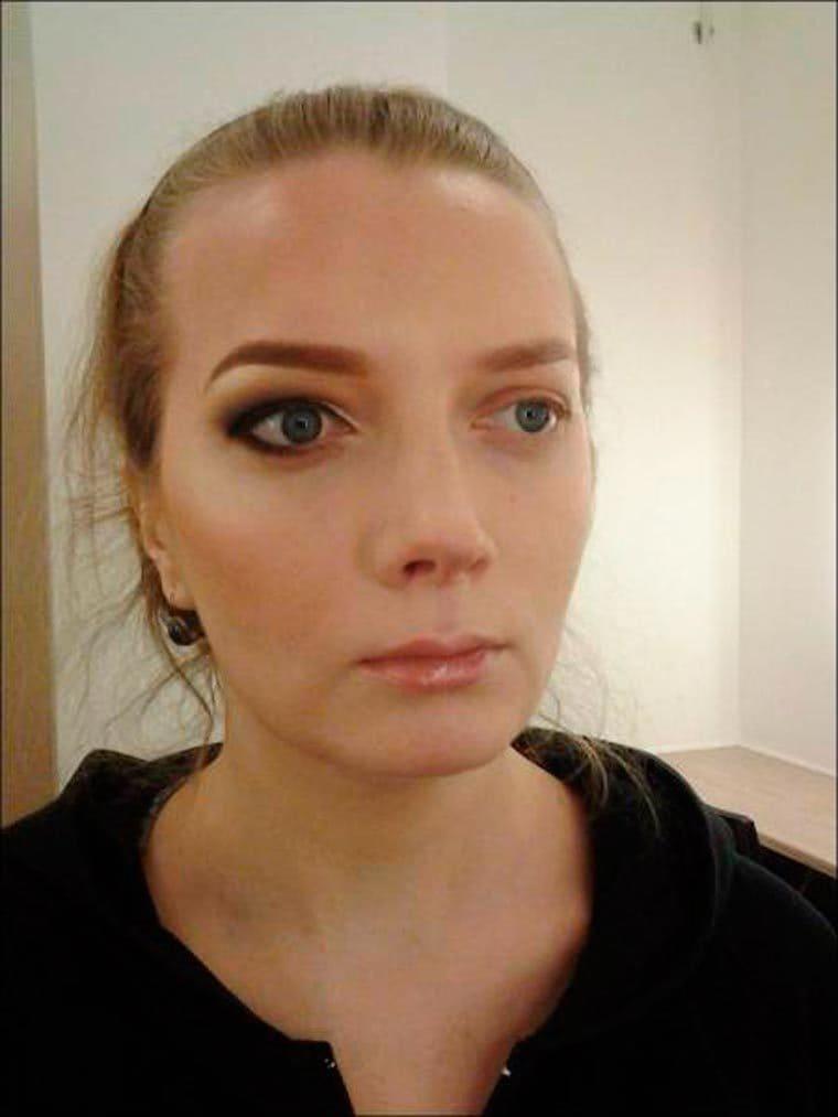 je suis une make up artiste a sephora