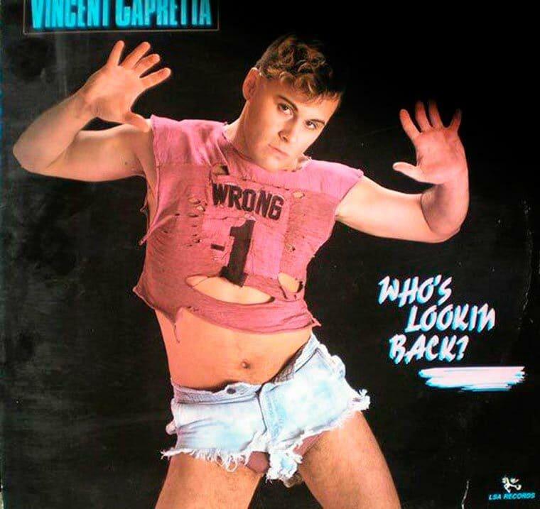 #DirtyDancing - Vincent Capretta who's lookin back ?
