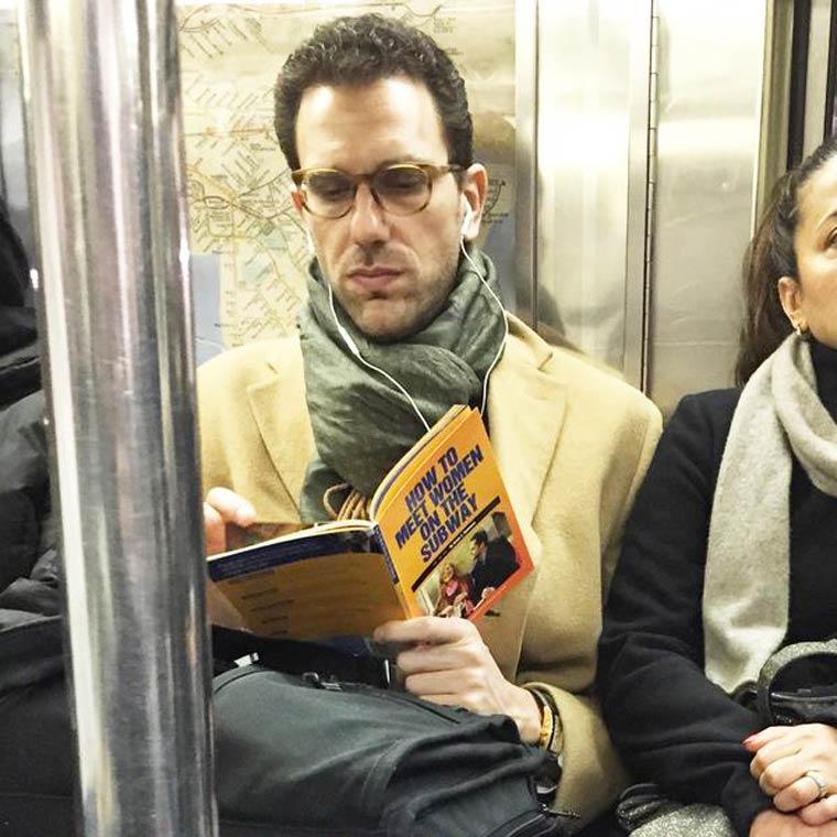 livre comment aborder les femmes dans le metro