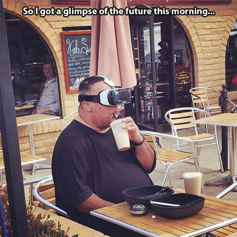 milkshake et realite virtuelle