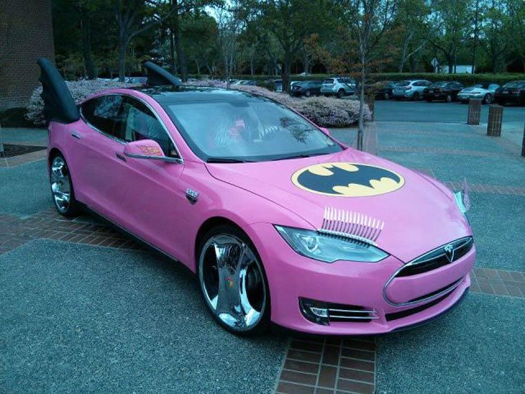 supercar batgirl automobile