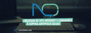 Création de site e-commerce à Sophia-antipolis 06560