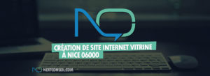 Création de site vitrine à Nice 06000