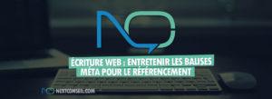 Écriture Web : entretenir les balises métas pour le référencement