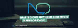 Envie de gagner en visibilité sur le moteur de recherche Google ?