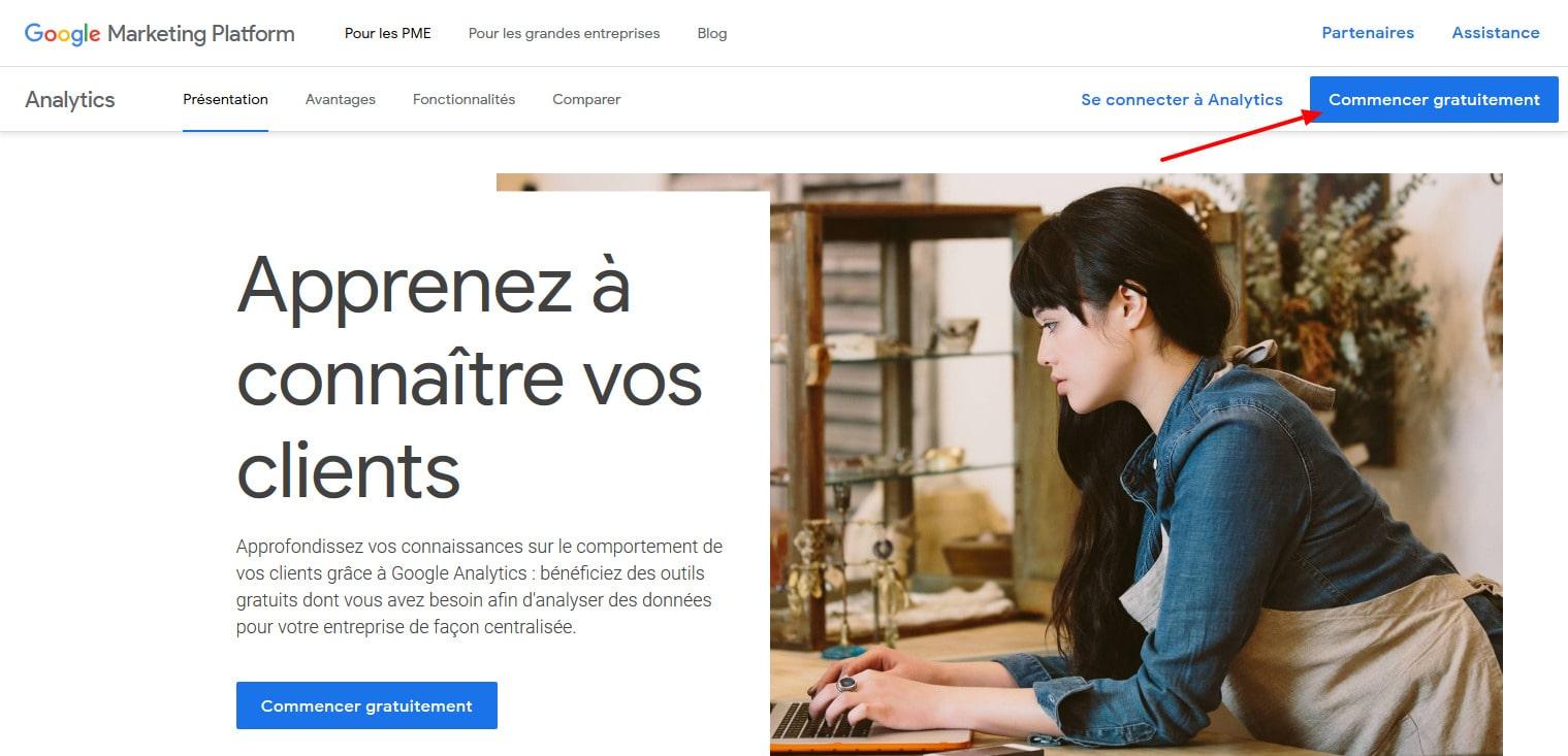 01 Creer Son Compte Google Analytics Pour WordPress