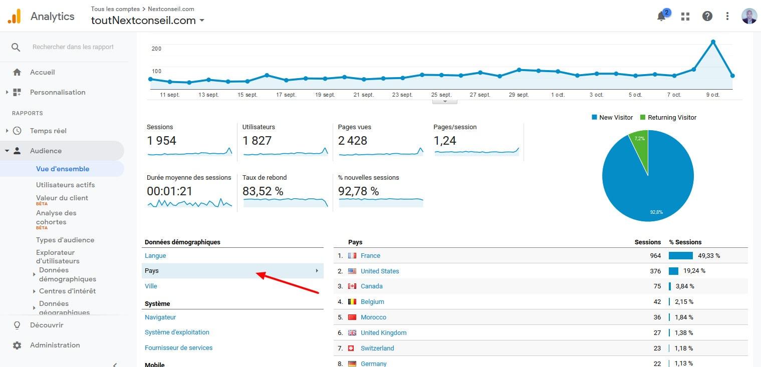 08 Donnees Demographiques Google Analytics Pour Worpdress