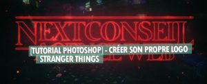Comment Creer Son Logo Stranger Things