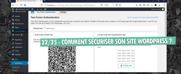 Comment Securiser Son Site Wordpress